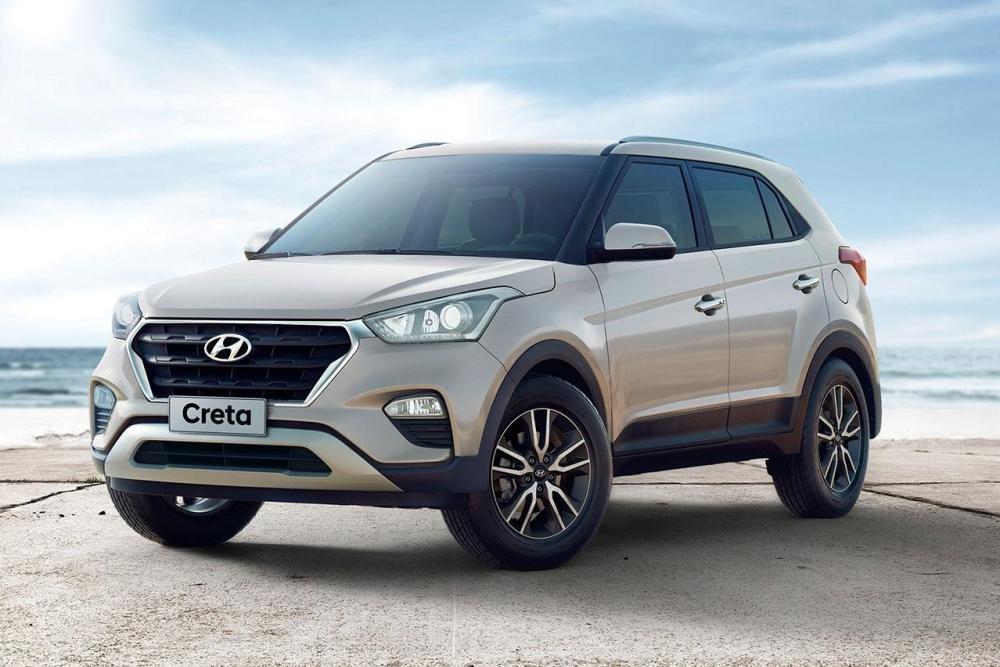 Hyundai Creta Facelift 2018
