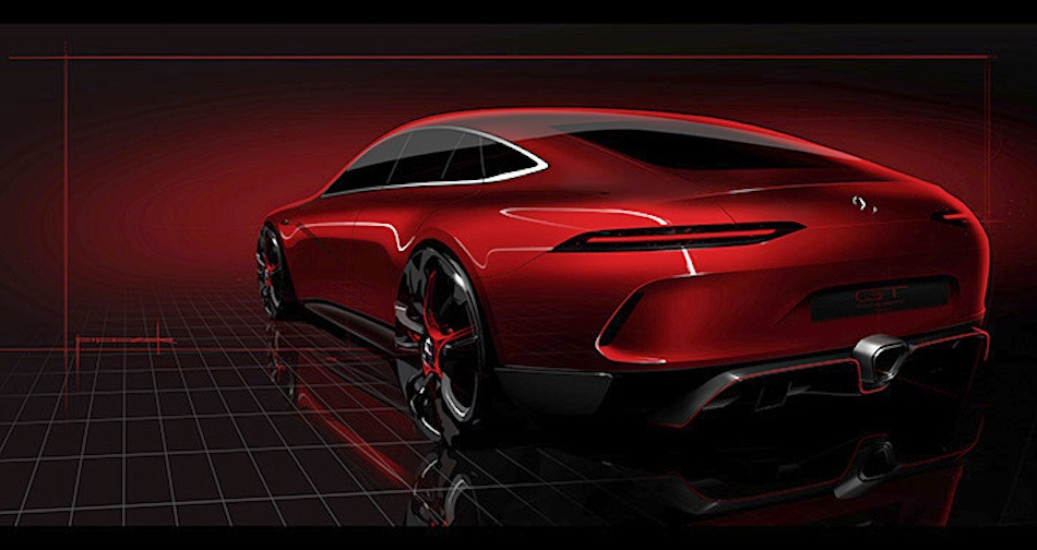 Geneva Motor Show 2018: Mercedes-AMG GT