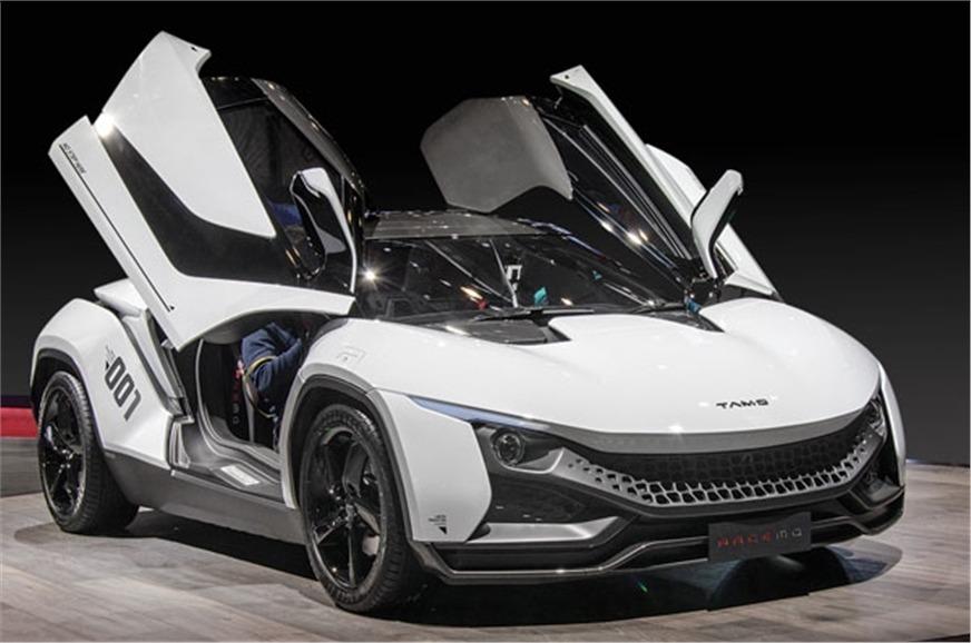 Tata Racemo at 2018 Auto Expo