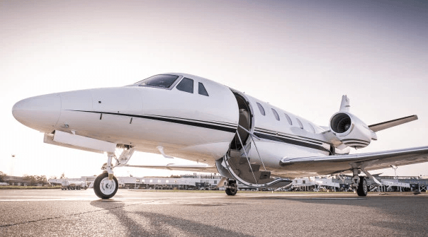 Celebrities who own a private jets