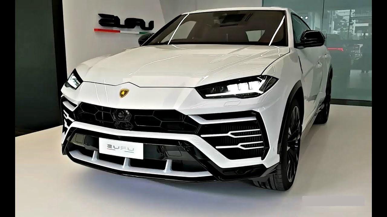 Lamborghini Urus: Specifications, Driving Dynamics & More