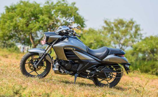 Suzuki Intruder FI – Cruiser Bike