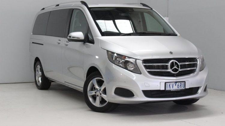 2019 Mercedes-Benz V 220D Audit