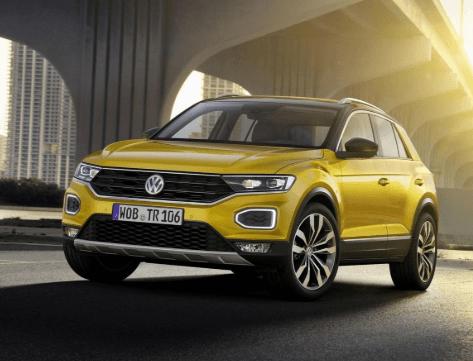 Indian version of VW Volkswagen T-Cross SUV: Details
