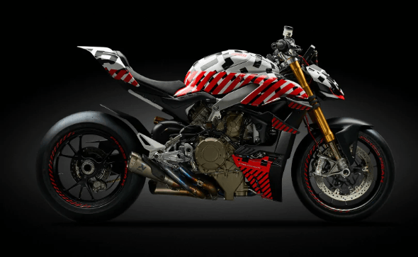 Ducati Streetfighter V4 Spied In Coming Production-ready Form