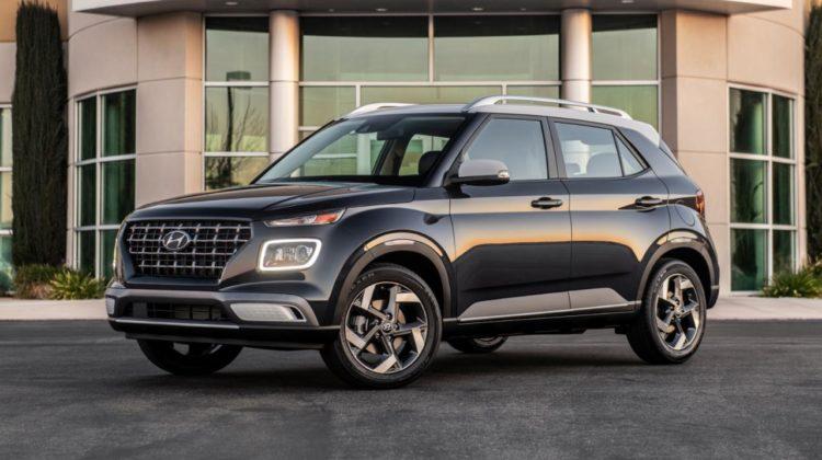 2019 Hyundai Venue Audit, Test Drive