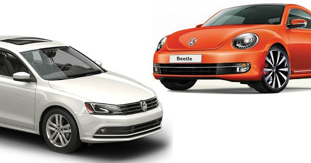 Volkswagen To Discontinue Jetta and Beetle