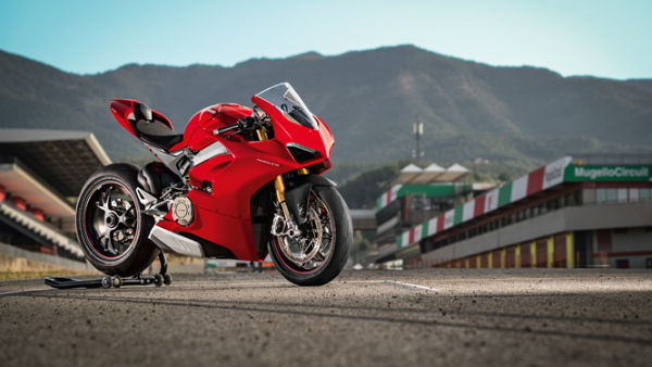 Ducati Financial Services Launched
