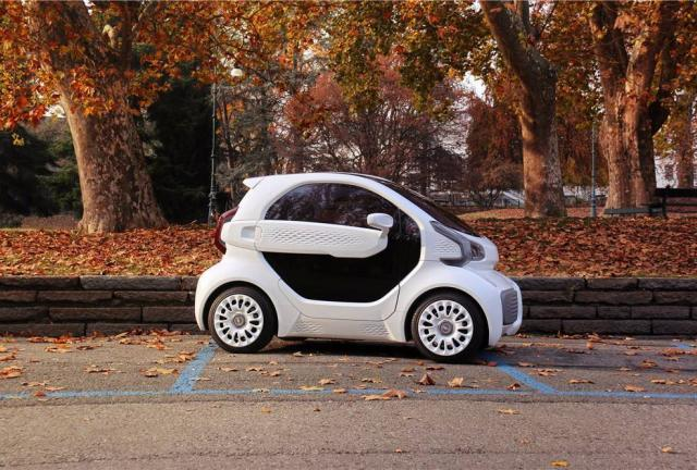 First 3D Printed Car Will Come in 2019