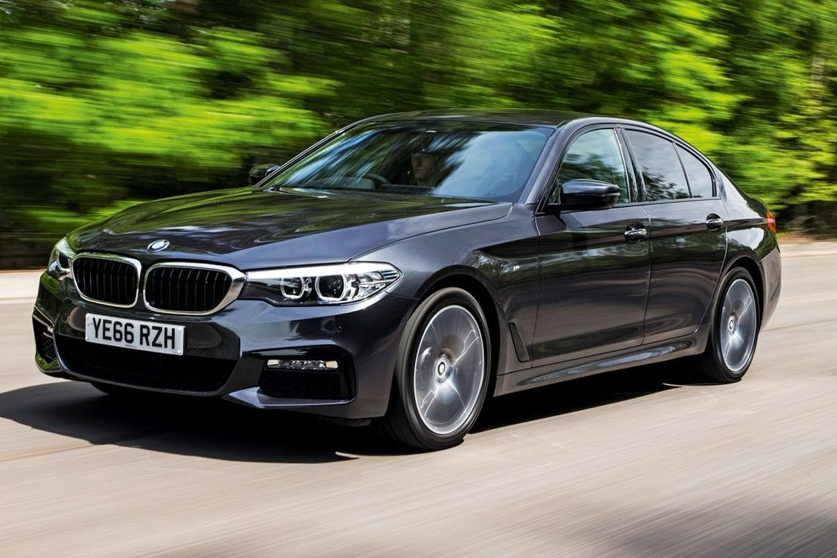 BMW 5 Series- A High-tech Model