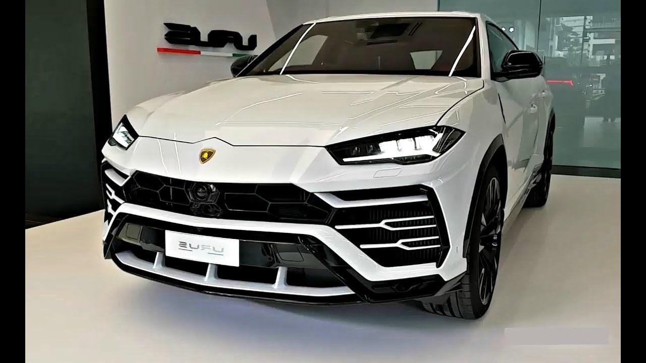 Lamborghini Urus: Specifications, Driving Dynamics & More