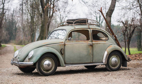 Volkswagen's Last Beetle to Leave the Factory in July 2019