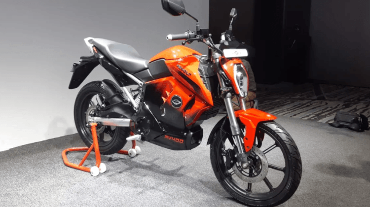 Revolt RV400 Electric Bike to Dispatch in India on August 28
